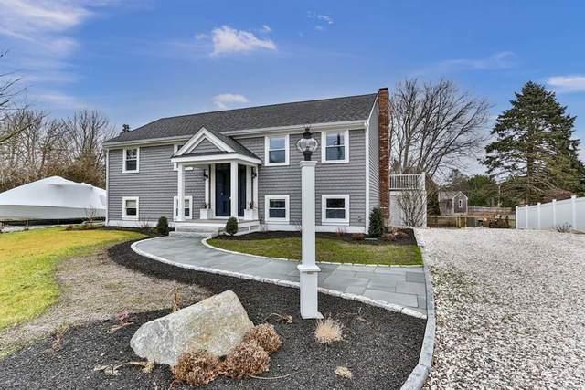 91 Pond View Avenue, Chatham, MA 02633 (MLS #22100109) :: Rand Atlantic, Inc.