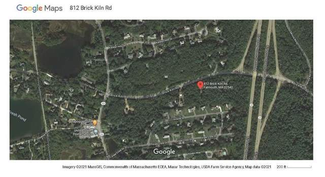 812 Brick Kiln Road, West Falmouth, MA 02540 (MLS #22100742) :: EXIT Cape Realty