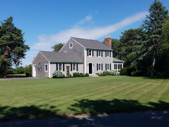 43 Boulder Brook Road, East Sandwich, MA 02537 (MLS #22100803) :: Cape Cod and Islands Beach Properties