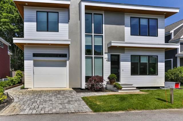 48 Winslow Street A, Provincetown, MA 02657 (MLS #22101581) :: Rand Atlantic, Inc.
