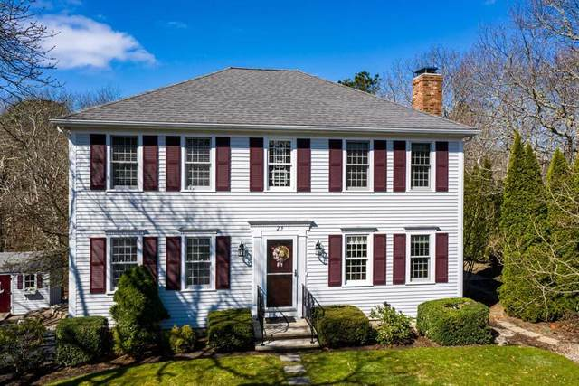 29 Terrace Hill Drive, East Dennis, MA 02641 (MLS #22101625) :: Leighton Realty