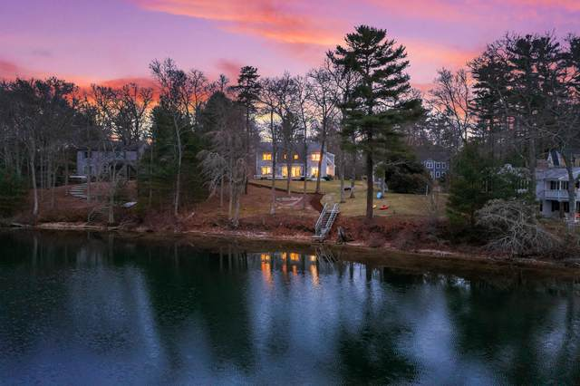 46 Owl's Nest Road, East Falmouth, MA 02536 (MLS #22101717) :: Leighton Realty