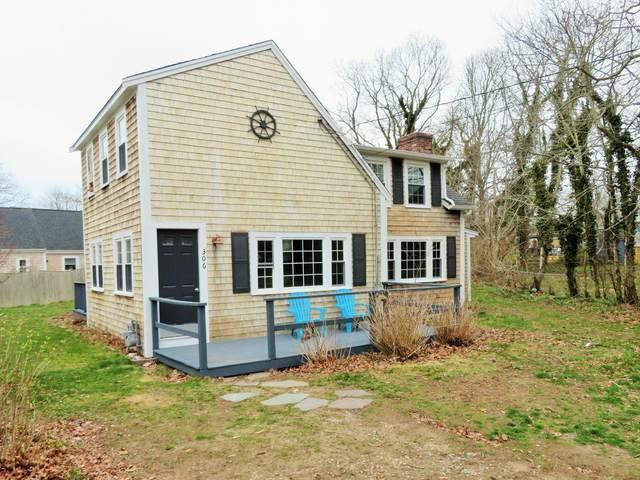 306 Oak Neck Road, Hyannis, MA 02601 (MLS #22101787) :: Kinlin Grover Real Estate