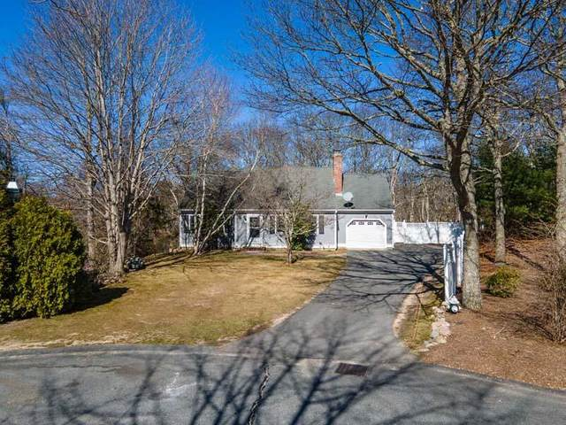 25 Derby Drive, West Barnstable, MA 02668 (MLS #22101793) :: Leighton Realty