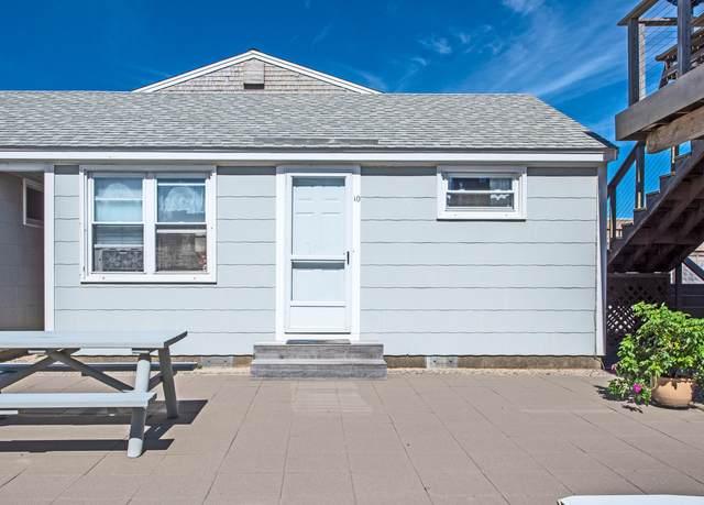 566 Shore Road #10, North Truro, MA 02652 (MLS #22101803) :: Cape Cod and Islands Beach Properties