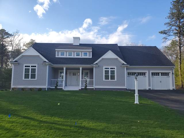 2 Nicklaus Way, Mashpee, MA 02649 (MLS #22101812) :: Cape Cod and Islands Beach Properties