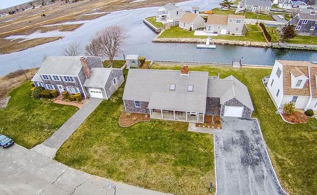 14 Cape Isle Drive, South Yarmouth, MA 02664 (MLS #22101835) :: Leighton Realty
