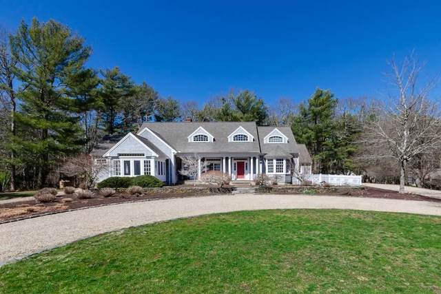 62 Cove Circle, Marion, MA 02738 (MLS #22101976) :: EXIT Cape Realty