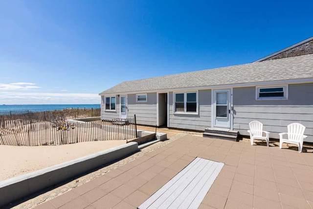 566 Shore Road #9, North Truro, MA 02652 (MLS #22102088) :: Cape Cod and Islands Beach Properties