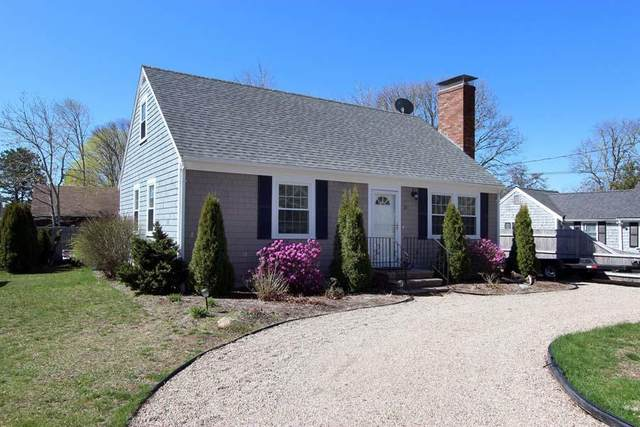 19 Nickerson Road #2, Cotuit, MA 02635 (MLS #22102212) :: Cape Cod and Islands Beach Properties