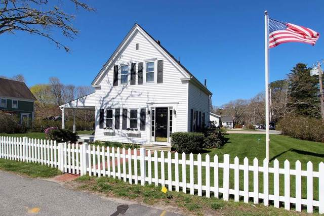1243 Main St #1 & 19 Nickerson Rd #2, Cotuit, MA 02635 (MLS #22102242) :: Cape Cod and Islands Beach Properties