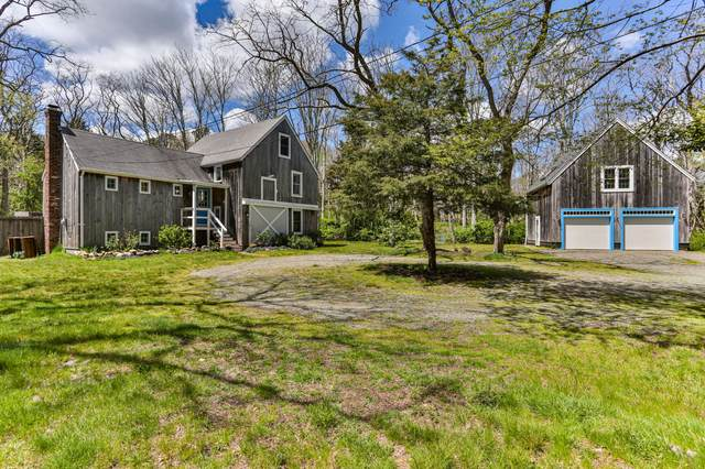 230 Old County Road, East Sandwich, MA 02537 (MLS #22102303) :: Cape Cod and Islands Beach Properties