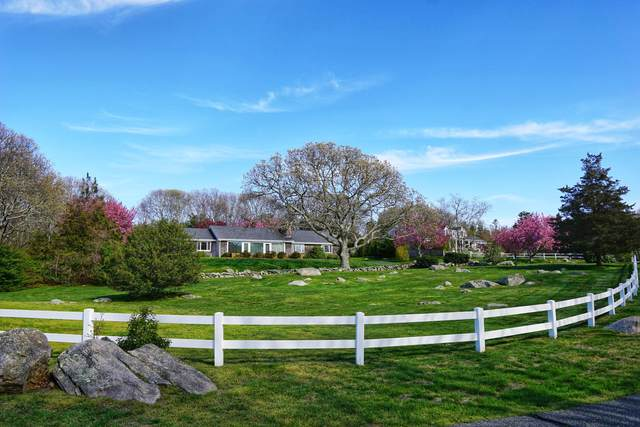 31 and 0 Bumblebee Hill Road, West Falmouth, MA 02540 (MLS #22102459) :: Rand Atlantic, Inc.