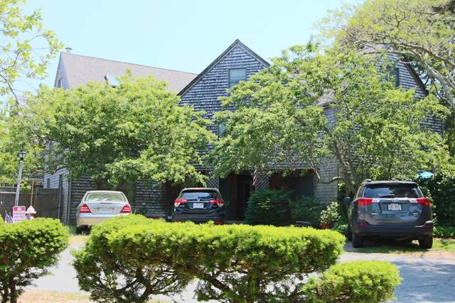 9 Seashore Park Drive U1, Provincetown, MA 02657 (MLS #22102530) :: EXIT Cape Realty