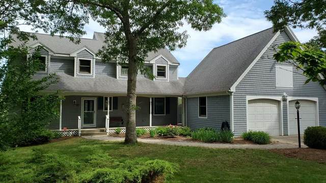 364 Edgewater Drive, East Falmouth, MA 02536 (MLS #22103446) :: Cape Cod and Islands Beach Properties