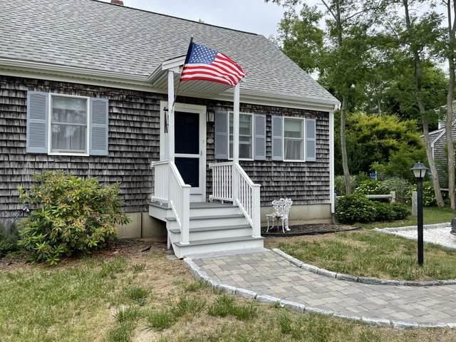 100 Huckleberry Lane, Eastham, MA 02642 (MLS #22103567) :: Rand Atlantic, Inc.