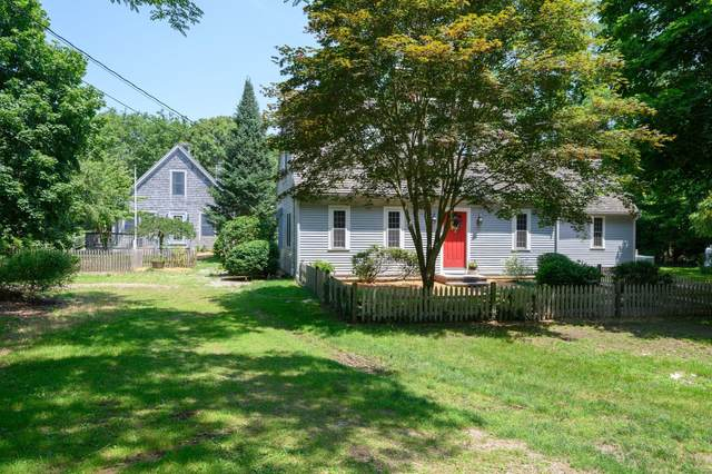 233 Old County Rd, East Sandwich, MA 02537 (MLS #22103951) :: Kinlin Grover Real Estate