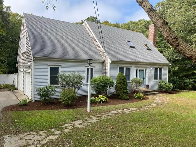 78 Old Long Pond Road, Brewster, MA 02631 (MLS #22104867) :: Leighton Realty