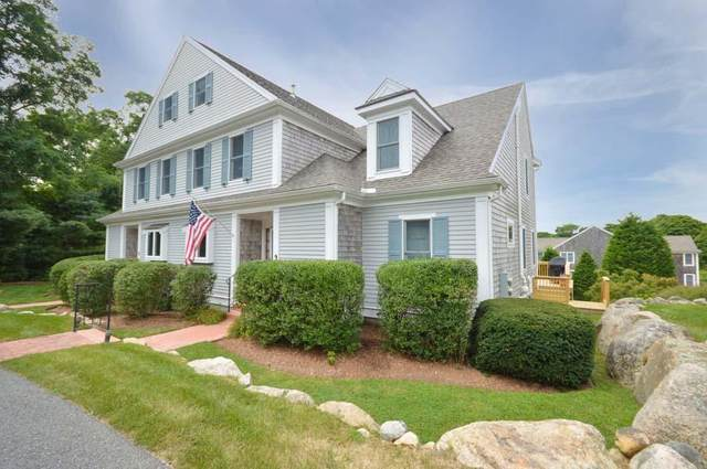 850 West Falmouth Highway #9, West Falmouth, MA 02540 (MLS #22104957) :: Cape & Islands Realty Advisors