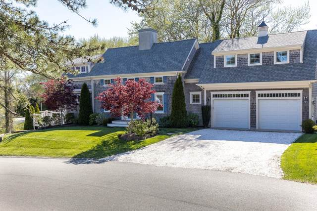 16 Captains Cove Lane, North Chatham, MA 02650 (MLS #22105543) :: Cape & Islands Realty Advisors