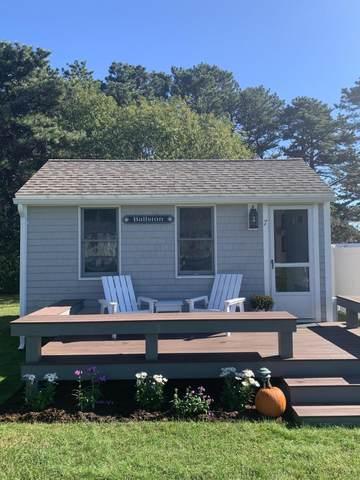 121 Shore Road #7, North Truro, MA 02652 (MLS #22106015) :: Rand Atlantic, Inc.