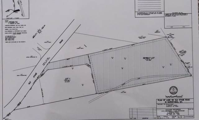 0 Old Stage Road, West Barnstable, MA 02668 (MLS #22106032) :: Rand Atlantic, Inc.
