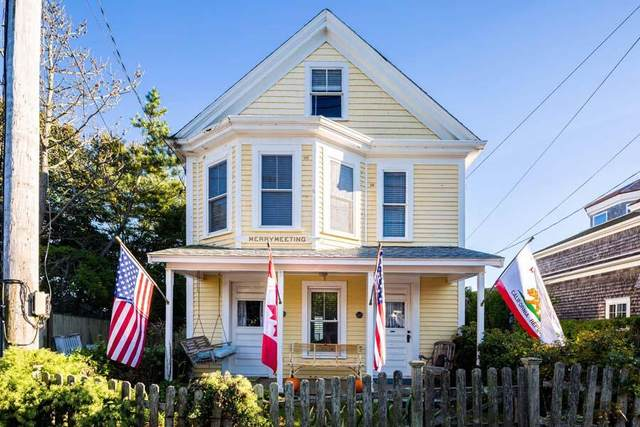 587 Commercial Street, Provincetown, MA 02657 (MLS #22106199) :: Rand Atlantic, Inc.
