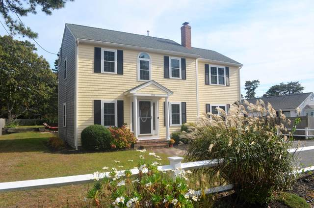 158 Captain Chase Road, Dennis Port, MA 02639 (MLS #22106334) :: Cape Cod and Islands Beach Properties