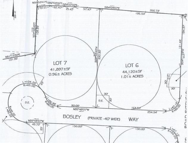 2-Lot 6 Bosley Way, South Harwich, MA 02661 (MLS #21407890) :: Rand Atlantic, Inc.