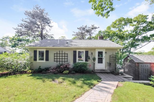 119 A Lake Shore Drive, East Falmouth, MA 02536 (MLS #21804303) :: Rand Atlantic, Inc.