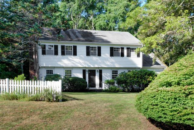 92 Mccallum Drive, Sippewissett, MA 02540 (MLS #21805431) :: Bayside Realty Consultants