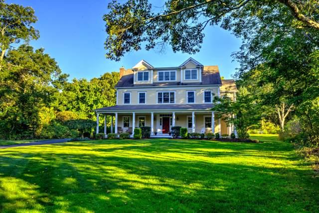 46 Carleton Drive, East Sandwich, MA 02537 (MLS #21902046) :: Kinlin Grover Real Estate