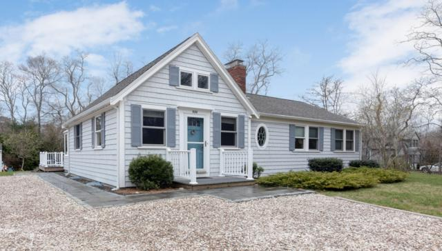 525 Locust Road, Eastham, MA 02642 (MLS #21902524) :: Bayside Realty Consultants