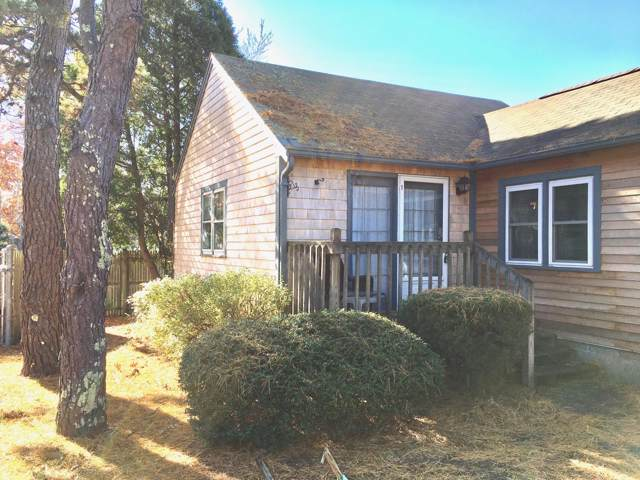 109 Seaview Avenue #1, South Yarmouth, MA 02664 (MLS #21907939) :: Leighton Realty