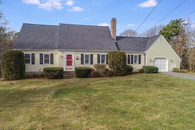121 Cedar Hill Road, East Dennis, MA 02641 (MLS #22000842) :: Kinlin Grover Real Estate