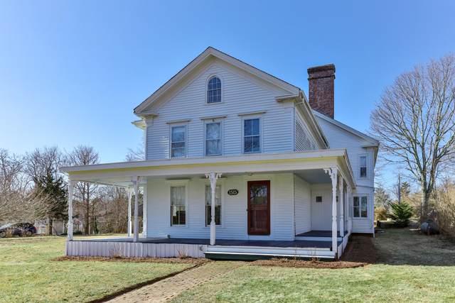 1515 Baker Avenue, Wellfleet, MA 02667 (MLS #22000881) :: Rand Atlantic, Inc.