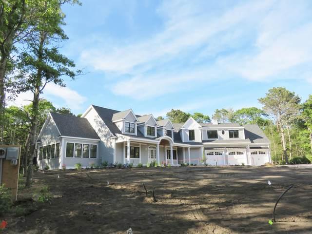 7 The Morgan Circle, New Seabury, MA 02649 (MLS #22003431) :: EXIT Cape Realty
