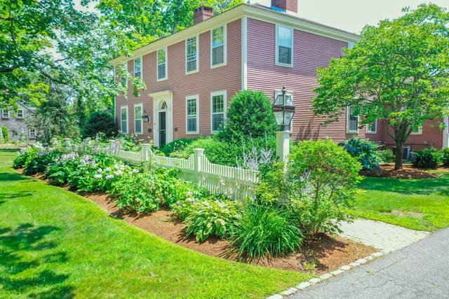 441 Route 6A, Yarmouth Port, MA 02675 (MLS #22004612) :: EXIT Cape Realty