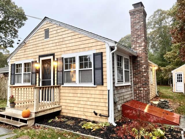 21 Harborview Drive, Falmouth, MA 02540 (MLS #22007169) :: Rand Atlantic, Inc.