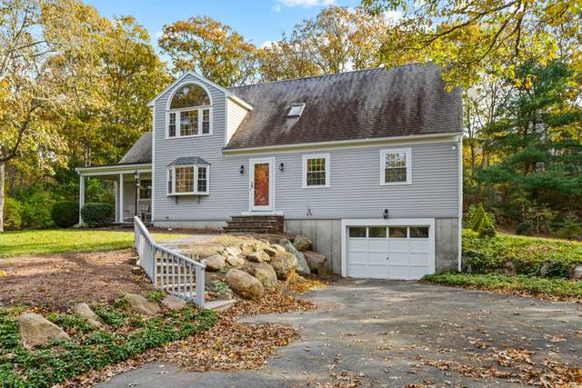 45 Chambers Hill Road, North Falmouth, MA 02556 (MLS #22007388) :: Leighton Realty