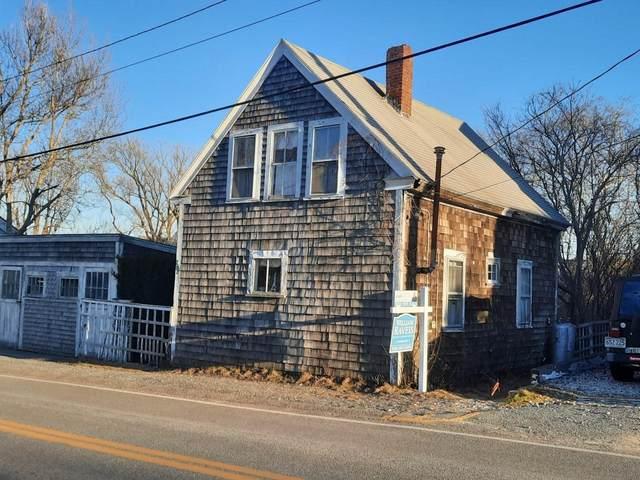 287 Bradford Street, Provincetown, MA 02657 (MLS #22100420) :: Kinlin Grover Real Estate