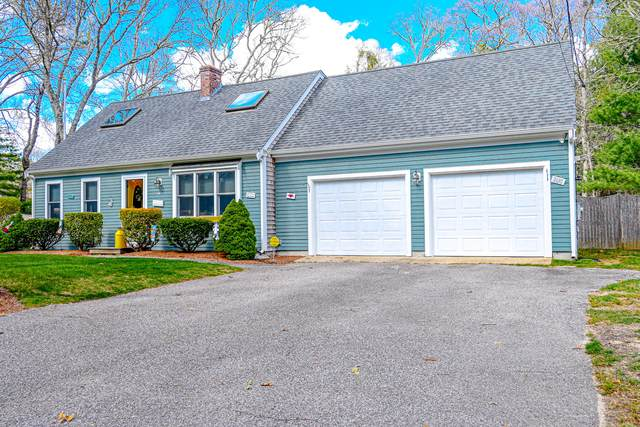 14 Fortes Way, Osterville, MA 02655 (MLS #22102196) :: Rand Atlantic, Inc.