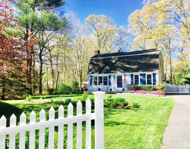 38 Clearwater Drive, East Falmouth, MA 02536 (MLS #21807566) :: Bayside Realty Consultants