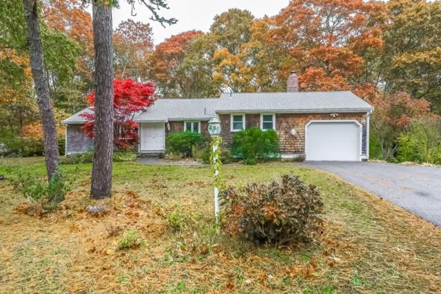 20 Starboard Drive, East Falmouth, MA 02536 (MLS #21808313) :: Bayside Realty Consultants