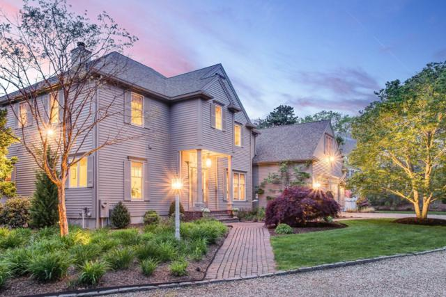 374 Cairn Ridge Road, East Falmouth, MA 02536 (MLS #21901120) :: Kinlin Grover Real Estate