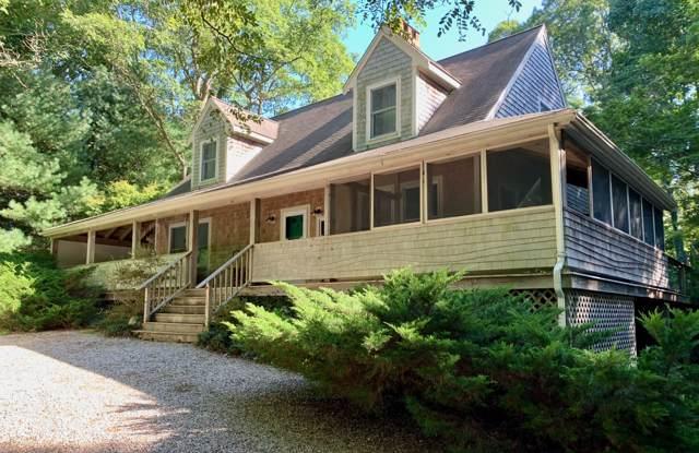 17 Redgate Lane, Woods Hole, MA 02543 (MLS #21908406) :: Rand Atlantic, Inc.