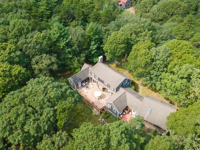 303 Red Top Road, Brewster, MA 02631 (MLS #22104900) :: Leighton Realty