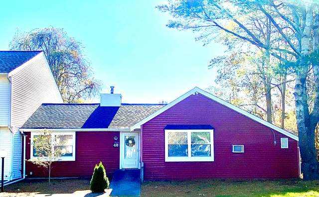 48 Pine Valley Drive # 48, Falmouth, MA 02540 (MLS #22007047) :: Kinlin Grover Real Estate