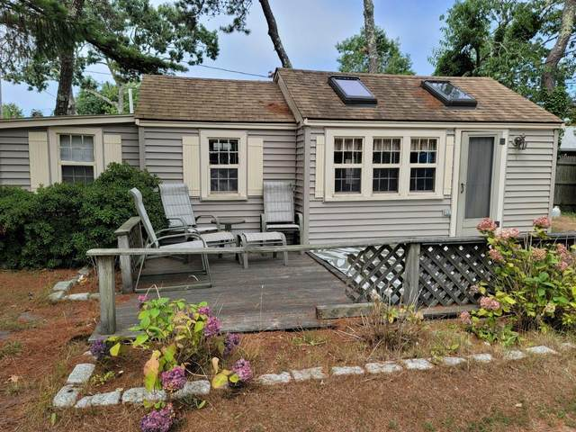 258 Old Wharf Road #7, Dennis Port, MA 02639 (MLS #22000333) :: Leighton Realty
