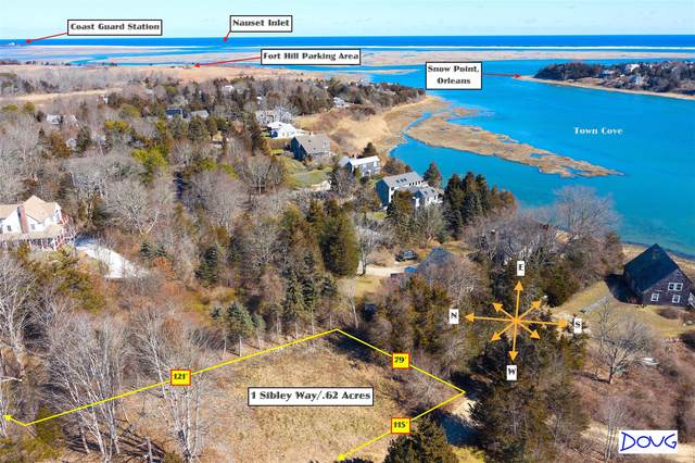 1 Sibley Way, Eastham, MA 02642 (MLS #22101088) :: Rand Atlantic, Inc.
